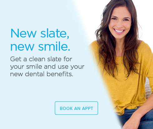 Green Valley Dental Group - New Year, New Dental Benefits