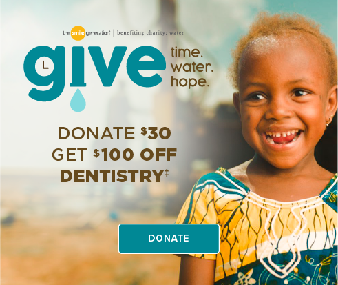 Donate $30, Get $100 Off Dentistry - Green Valley Dental Group